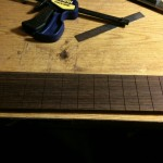 Slotted Fingerboard