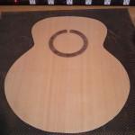 Soundboard, mock rosette