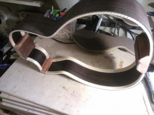 TruOil finish inside