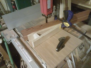 my scarf joint jig